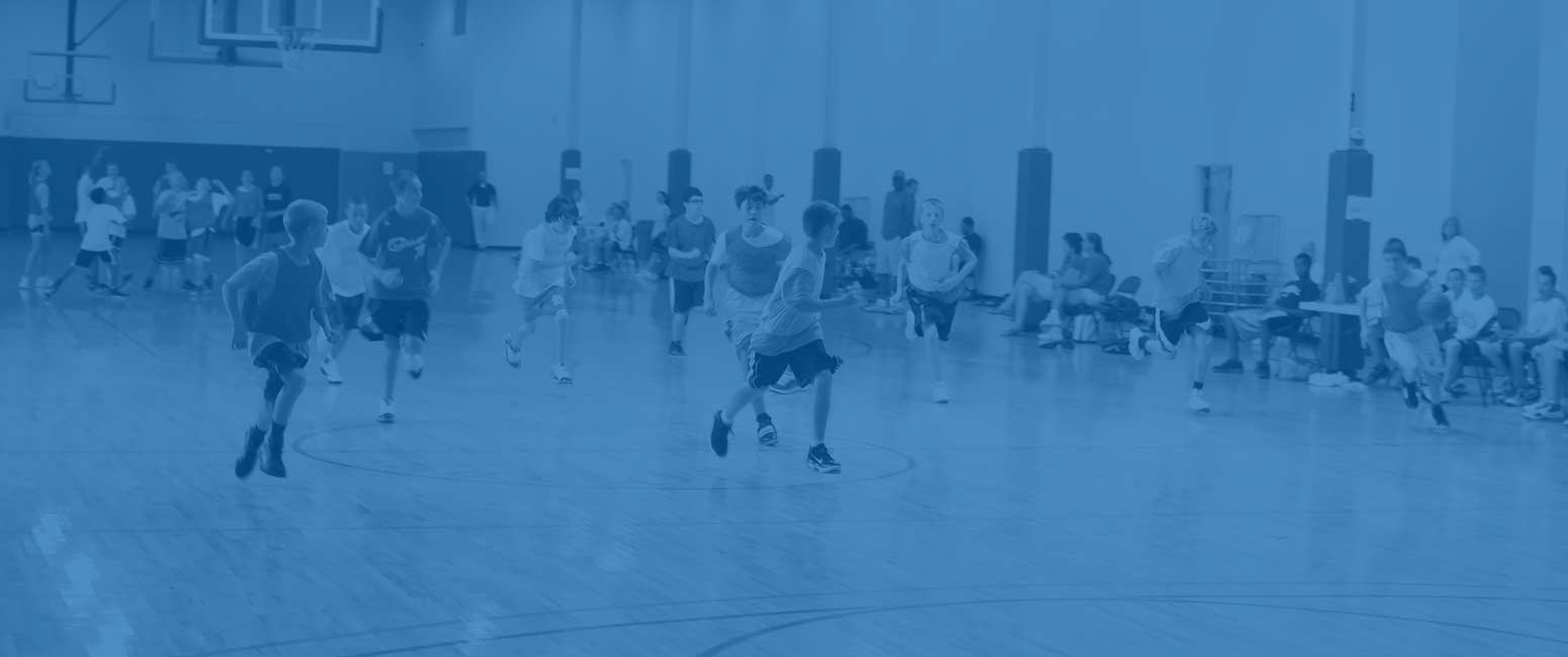 43 Hoops Basketball Academy Website Design
